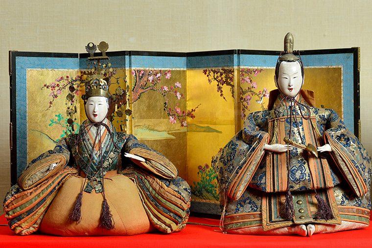 享保雛 近藤家旧蔵(江戸時代)