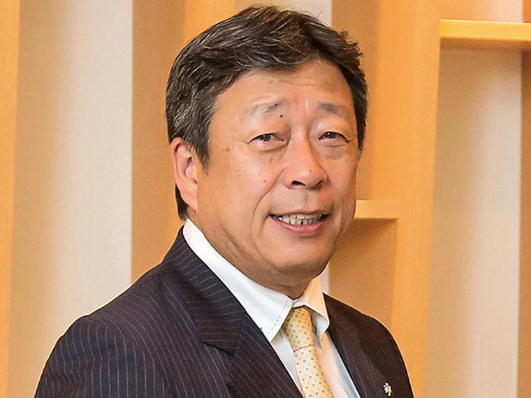 アルファクラブ株式会社の稲川治利社長