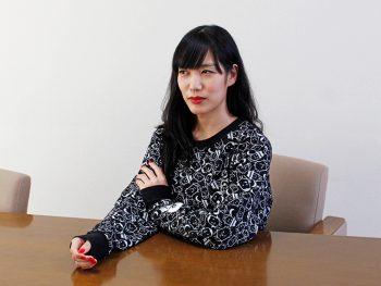 【インタビュー】シンガーソングライター・中村 中さんがニューアルバムのPRでご来室!