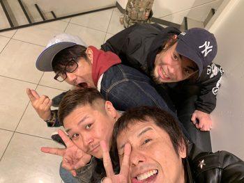 「Ken Yokoyama」新体制となってツアー開催!いわき市にやってくる