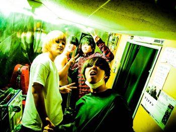 福島市のロックバンド「THE GREENBACK」初のレコ発ライブ開催