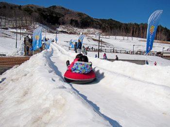 丸太の早切りやカレーの大食いを競う企画も!平田村の熱い冬祭りを楽しもう