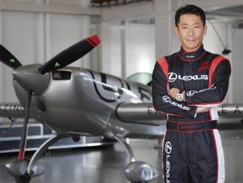 福島市在住の世界的パイロット!室屋義秀さんインタビュー