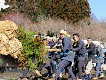 五穀豊穣を祈る『舟引き祭り』と『巫女舞』を磐梯町へ見に行こう