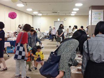 福島市のカフェ「しゅしゅ」主催のマルシェをアオウゼで開催!