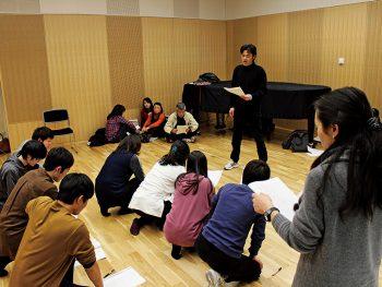 愛と平和を描く創作オペラ『影向のボレロ』