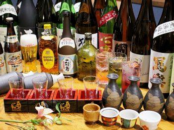 保原の居酒屋「和食 れん」は20種類以上の日本酒と絶品の創作料理が自慢!