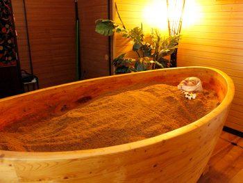 こんなに汗かくの!?福島市『HANA』の酵素風呂に編集部が入ってみた結果…