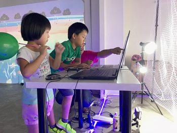 プログラミングなどを体験できるデジタルアート展を会津若松市で開催!