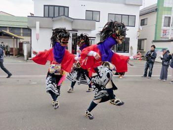 会津美里町で彼岸獅子・伝統の舞を見に行こう