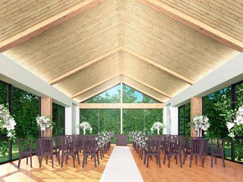 『空の庭』の新チャペルが2019年5月完成予定!挙式受付も開始