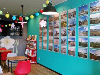 いわき市久之浜町の過去と現在を記録した写真展をカフェで開催