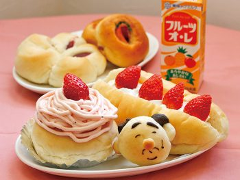 春のワンコインパン&スイーツまつり開催!!福島県北で39軒参加