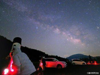 この時期ならではの星雲・星団を数えよう!