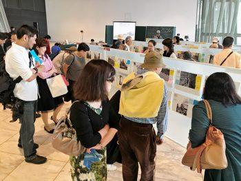 昭和の仙台の写真から「どこコレ?」を読み解く参加型展示