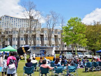 「ホテルリステル猪苗代」で一日中楽しめるマルシェを開催!