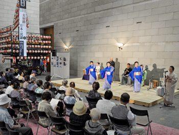 民謡「会津磐梯山」の元となった「玄如節」や、各地の民謡を紹介