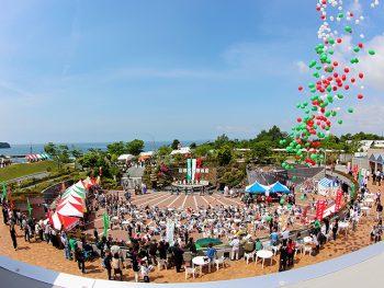 石巻市、春の祭典『サン・ファン祭り』