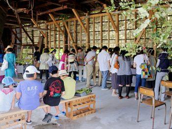 宮城県白石市で、福島市の人気店も出店するマルシェを開催!