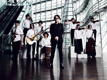 藤井フミヤ、35周年記念ツアー「十音楽団」開催。仙台公演の読者先行を実施!