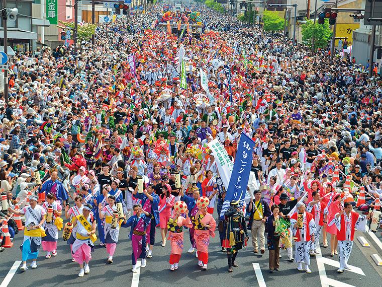 『東北絆まつり2019福島』開催概要と、周辺のグルメスポット紹介