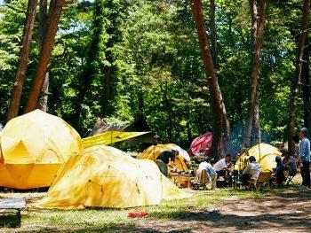 キャンプ+音楽フェスの人気イベント、今年も天神浜で開催!