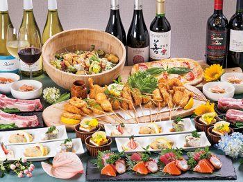 保原町で大人気のバル『和音』‼2名から40名まで個室宴会、インスタ映えするおいしい料理に感激!
