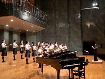 四校合同の特別ステージや、福島市出身・長田 弘が作詞した楽曲を披露!
