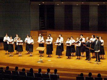 降矢美彌子氏への追悼コンサート