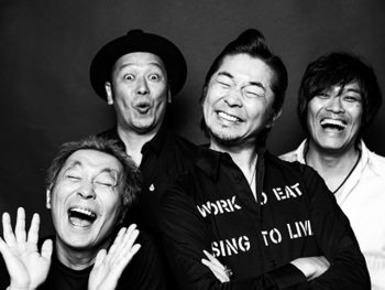 「怒髪天」結成35周年記念の全国ツアー開催!いわき市でワンマンライブ