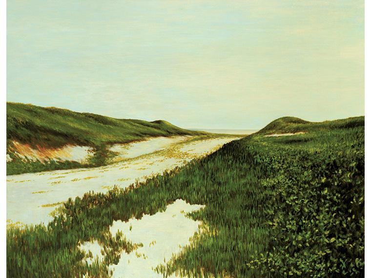 伊藤桂司《Heisaura Beach》 2001-03年