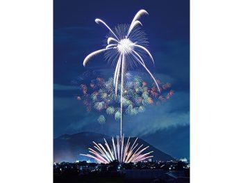 福島市の夏祭りの幕明け!夜空を彩る多様な花火