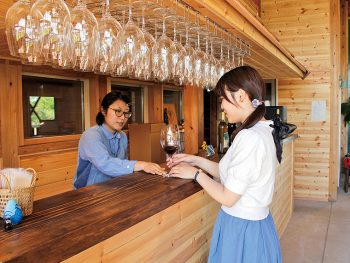会津美里町にオープンした『新鶴ワイナリー』と、周辺のカフェへ!