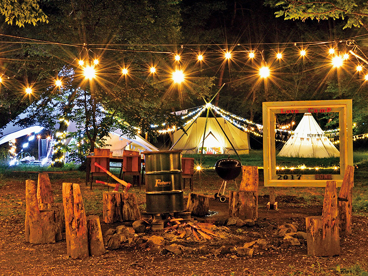 茂庭『FOME BASE』で仲間や家族と思い出作り・手軽にキャンプを楽しもう