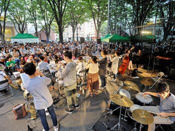 仙台の街を歩いて音楽巡り!『定禅寺ストリートジャズフェスティバル』