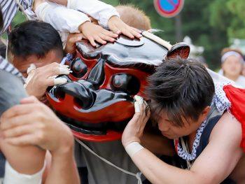 東北の伊勢「熊野大社」の、4日間に渡る荘厳な例大祭