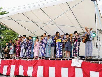 川俣町に夏到来!「からりこフェスタ2019」開催!