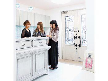 福島市の人気美容室『ジェリービーンズ』。カラー&縮毛矯正がお得!
