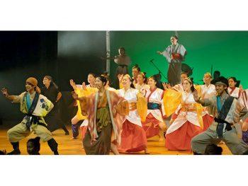 俳優・佐久本宝が演出を担当!南会津町の学生による現代版組踊『息吹』