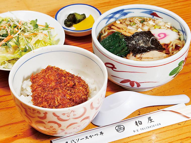 「ラーメンセット」(1,000円)