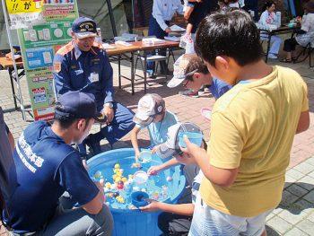 9月9日は「救急の日」!!福島駅東口駅前で『消防救急フェア』開催