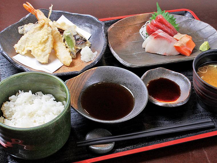 『天ぷら・和食処 谷津家』食事券2,000円分【5名様】