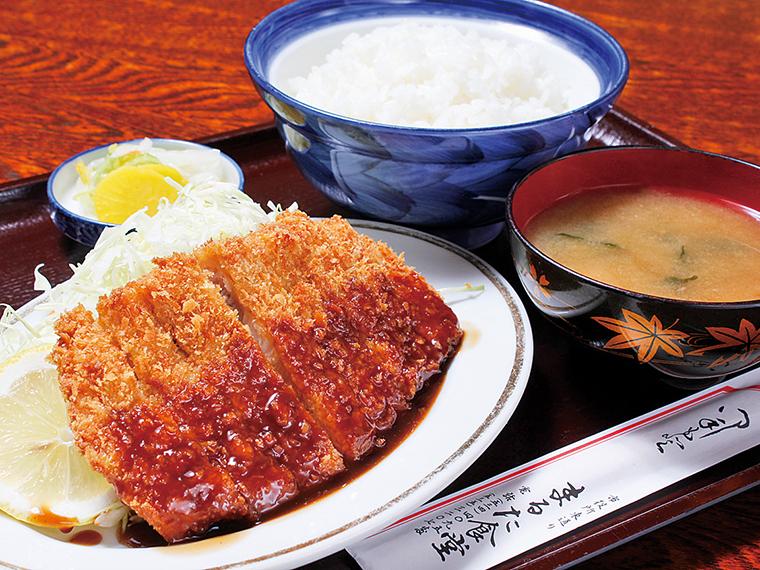 「カツライス定食」(660円)