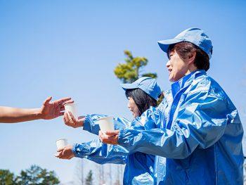 東京2020大会に向け、「スポーツボランティア」について学び・体験してみよう!