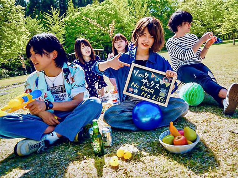 あきほ&つぐみ企画『秋につぐ』に「リュックサックス」ら出演