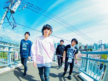 関西発のバンド「アルコサイト」が郡山で「THE GREENBACK」「zanpan」と対バン