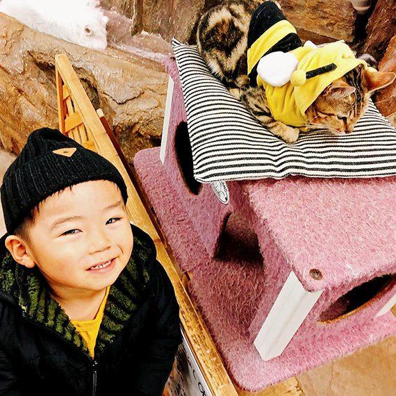 栃木県・那須どうぶつ王国(写真:2018年度FIT賞受賞作品)
