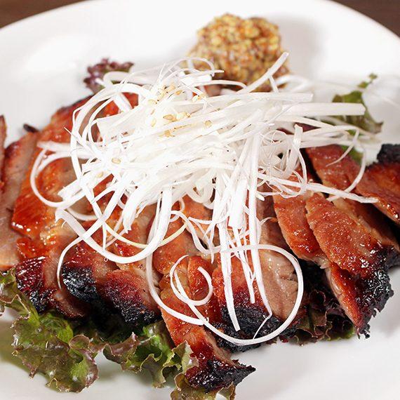 「手作り焼豚」(1,210円)