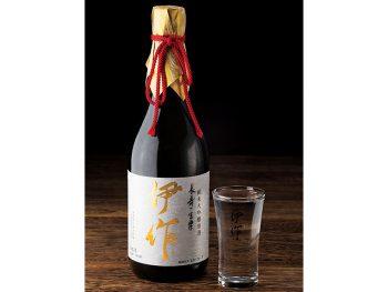 【ヤスタ創建×金水晶酒造店】米作りから醸造まで願いを込めた日本酒「純米大吟醸原酒 伊作(いさく)」