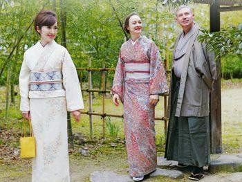 手ぶらで参加OK!着物を着て福島市の街なかを散策しよう